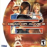 Tecmo Dead or Alive 2