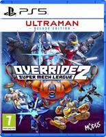 Modus Override 2 Super Mech League Ultraman Deluxe Edition