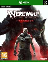 Big Ben Werewolf The Apocalypse Earthblood