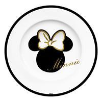 Geda Labels Disney Plate Minnie Glitter