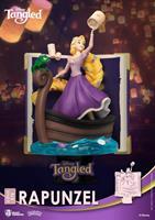 Beast Kingdom Toys Disney Story Book Series D-Stage PVC Diorama Rapunzel 15 cm