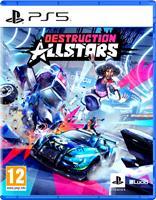 Sony Computer Entertainment Destruction AllStars