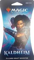 Wizards of The Coast Magic The Gathering - Kaldheim Sleeved Boosterpack