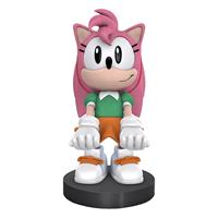 Exquisite Gaming Sonic The Hedgehog Cable Guy Amy Rose 20 cm