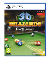 Mindscape 3D Billiards: Pool & Snooker