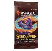 Wizards of The Coast Magic The Gathering - Strixhaven School of Mages Boosterpack