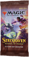 Wizards of The Coast Magic The Gathering - Strixhaven School of Mages Set Boosterpack