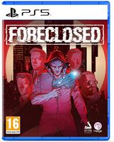 Merge Games Foreclosed