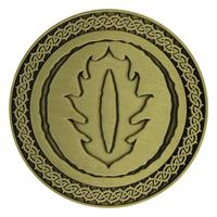 FaNaTtik Lord of the Rings Medallion Mordor Limited Edition