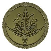FaNaTtik Lord of the Rings Medallion Elven Limited Edition