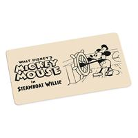 Geda Labels Mickey Mouse Cutting Board Steamboat Willie