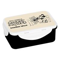 Geda Labels Mickey Mouse Lunch Box Steamboat Willie