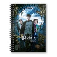SD Toys Harry Potter Notebook with 3D-Effect Harry Potter and the Prisoner of Azkaban