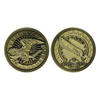 FaNaTtik Monster Hunter Collectable Coin Great Sword Limited Edition