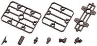 Kotobukiya Hexa Gear Plastic Model Kit Expansion Pack 1/24 Block Base 07 Fence Plate Option 5 cm
