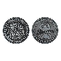 FaNaTtik Teenage Mutant Ninja Turtles Collectable Coin Limited Edition