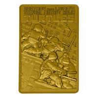 FaNaTtik Teenage Mutant Ninja Turtles Ingot Limited Edition (gold plated)