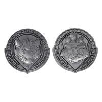 FaNaTtik Teenage Mutant Ninja Turtles Medallion Set Bad Guys Limited Edition