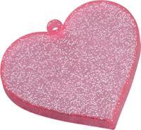 Good Smile Company Nendoroid More Face Parts Case for Nendoroid Figures Heart Pink Glitter Version