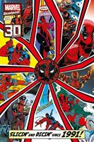 Pyramid International Dead Pool Poster Pack Shattered 61 x 91 cm (5)