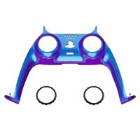 Consoleskins PS5 Controller Behuizing Shell - Blauw / Paars Metallic - Cover Shell