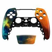 Consoleskins PS5 Controller Behuizing Shell - Starry Sky - Front Shell