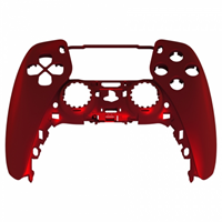 Consoleskins PS5 Controller Behuizing Shell - Rood Soft Touch - Front Shell