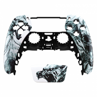 Consoleskins PS5 Controller Behuizing Shell - Dire Wolf - Front Shell