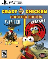 Funbox Crazy Chicken: Shooter Edition