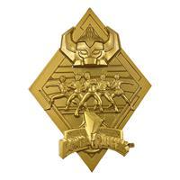 FaNaTtik Power Rangers Medallion Limited Edition (gold plated)