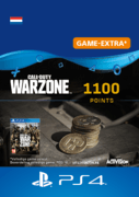 Activision 1100 Call of Duty: Warzone™ Points - ps4