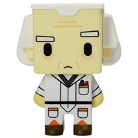 SD Toys Pixel Figure Back to the Future Doc Brown 7cm