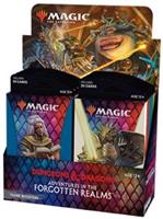 Wizards of The Coast Magic The Gathering - Adventures in the Forgotten Realms Theme Boosterpack