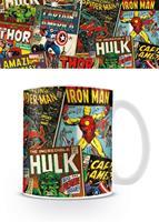 Pyramid International Marvel Comics Mug Covers
