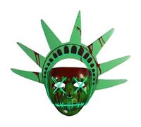 Trick Or Treat Studios The Purge: Election Year Mask Lady Liberty (Light Up)