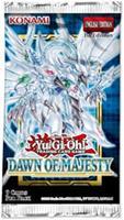 Konami Yu-Gi-Oh! - Dawn of Majesty Boosterpack