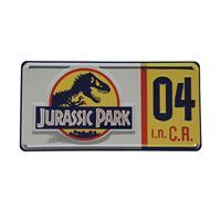 FaNaTtik Jurassic Park Replica 1/1 Dennis Nedry License Plate