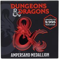 FaNaTtik Dungeons & Dragons Medallion Ampersand Limited Edition