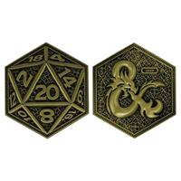 FaNaTtik Dungeons & Dragons Collectable Coin Limited Edition