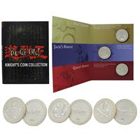 FaNaTtik Yu-Gi-Oh! Collectable Coin 3-Pack Knights