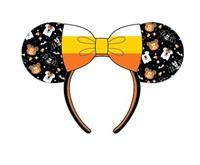 Loungefly Disney by  Headband Spooky Mice Candy Corn
