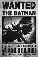 Pyramid Batman Arkham Origins Wanted Poster 61x91,5cm