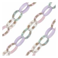 Thumbs Up Pusheen Party Paper Chains (80 Rings)