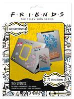 Pyramid International Friends Tech Sticker Pack (10)