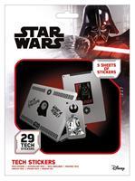 Pyramid International Star Wars Tech Sticker Pack Force (10)