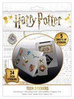 Pyramid International Harry Potter Tech Sticker Pack Artefacts (10)