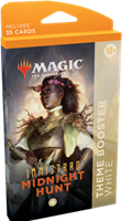 Wizards of The Coast Magic The Gathering - Innistrad Midnight Hunt Theme Booster