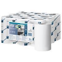 Tork Reflex® Wiping Plus Mini Centerfeed Poetspapier- set van 9 x 1