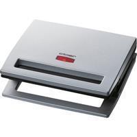 Cloer 6219 si - Sandwich toaster 900W silver 6219 si