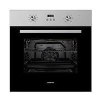 inventum inbouw oven IOH6070RK zwart